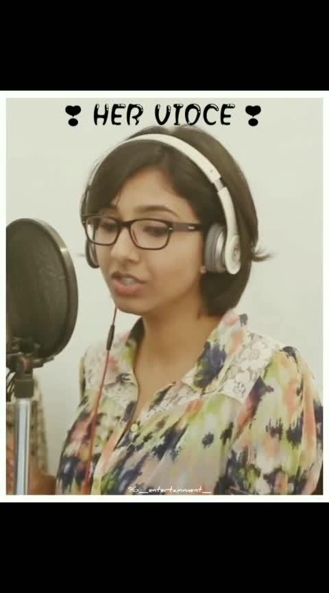 melting😍 #voiceover #hervioce #tamilmusic #music #sunmusic #chennai #madurai #trichy #kovai #selam #kanyakumaritrip