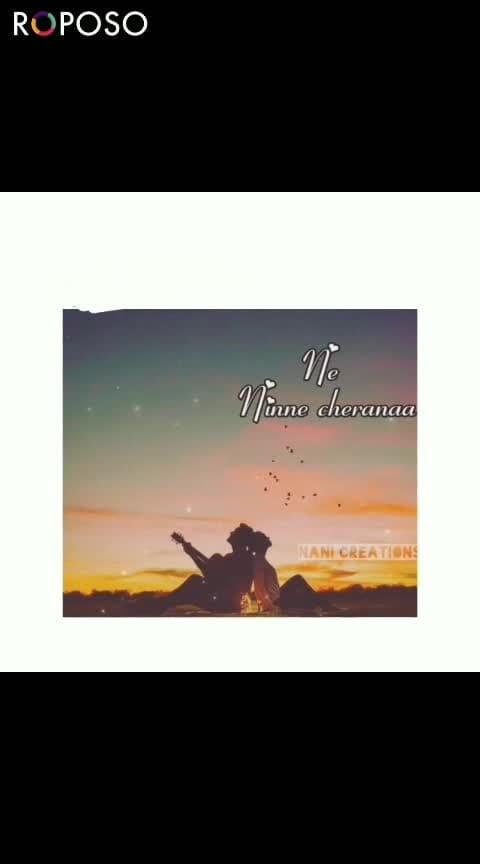 #ishq 💜#nithin nityamenon #lyricslove #love-song #bgmaddict #roposoers #love-status-roposo-beats #my fav😘😘😘😘 #ss