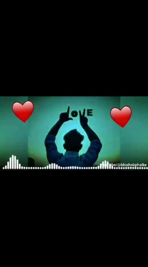 #roposo-lovestatus  #newlovestatusvideo  #marathistatus