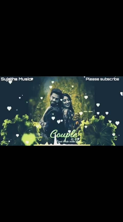 #couple #roposo-telugu #telugu #telugustatusvideos #telugustatus #tollywood #kollywood #andhrapradesh #best-song