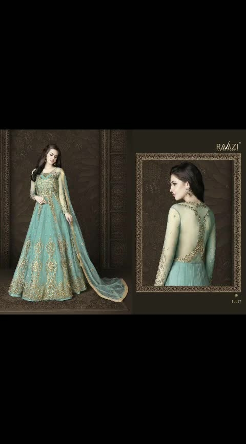 Raazi 10017 @kfhub 🚢🚢🚢 🔗All Store link in BOI🛒🛒🛒. . 😇 Yay' or 😕 'Nay'...?? . Leave your Comments💗 and emojis💭💭💭 . Also give rating(1➡10)😍😍😍😍😍😍😍😍😍😍 . Tag your Frds in Comments👫👬👭👨👨👧💑 .  Fabric Detail : . Top :-  BUTTERFLY NET HEAVY EMBROIDERY AND DIAMONDS  GHAGHRA :- HEAVY BANGLORY SILK DUPATTA :- BUTTERFLY NET  INNER :- FULL HEAVY BANGLORY SILK Dup. :-  BUTTERFLY NET #raazi  #ethnicwear  #desibride  #sharara  #anarkali  #kurti  #fashionista  #desicouture  #lookbook  #anarkalisuit  #punjabisuit  #indianbride  #indianmakeup  #indiandesigner  #indiandesigns #ahmedabad  #indianbridalmakeup  #designersaree  #indianwedings  #delhifashion  #dubai  #usa  #delhifashion  #malaysia  #mauritius  #us  #canada  #australia  #newzealand  #indianwear