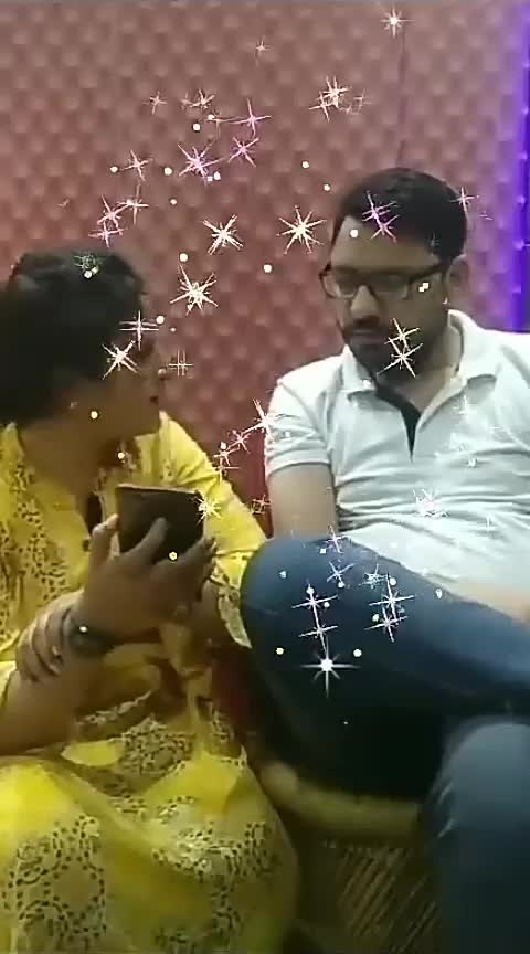 #wife-husband-very-funny-video 😋😋😋😋
