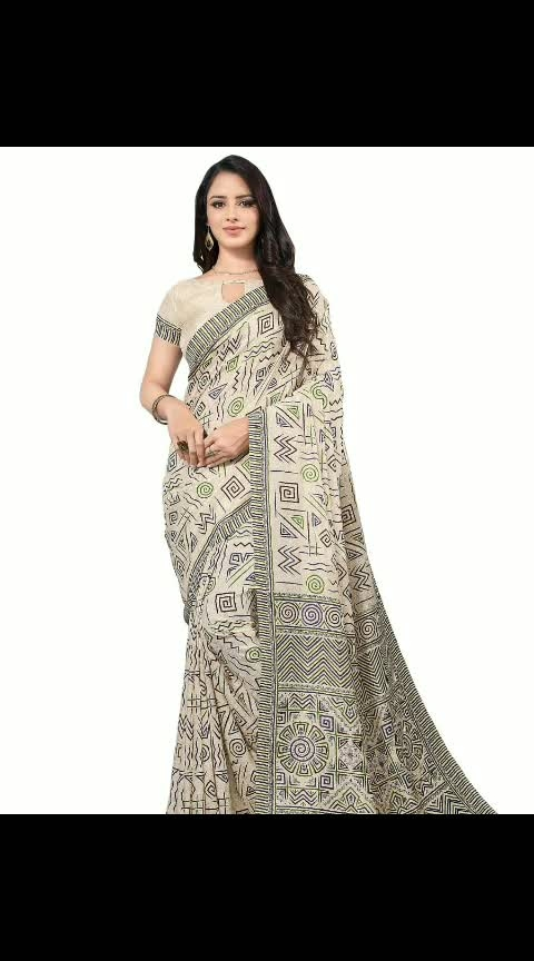 👜https://myshopprime.com/product/beige-printed-art-silk-saree-with-blouse-piece/329837015  Rs. 858  Beige Printed Art Silk Saree with Blouse piece  Color : Beige  Fabric : Art Silk  Type : Saree with Blouse piece  Style : Printed  Design Type : Mysore Silk  Saree Length : 5.5 (in metres)  Blouse Length : 0.8 (in metres)  Within 6-8 business days  Free and Easy return-No question asked  Malgudi Silk Saree • Vimla brings you this super stylish and elegant designer saree at a very Affordable price. • This saree comes with an unstitched blouse piece that can be stitched according to your preferences. • Made by mixing the positives of cotton, silk and wool fabrics, art silk sarees are airy, super light and really comfortable which makes them an ideal choice during the hot months of summer. • Prints and designs on these sarees closely resemble a pure silk saree. • Dress to impress, or to look your best – the sare can be worn at multiple occasions such as house warming parties, birthday times, pre or post wedding events or even formal occasions. You can pair these sarees with sandals, high heels or flats.  #dress #instadresses #fashiongram #dreamdress #fashiondress #outfit #dressesonline #whattowear #ootd #dressadict #prilaga #clothes #igstyle #fashionblog #style #fashionaddict #womensfashion #amazingdress #dresslover #couture #moda #dressup #igfashion #fashionstyle #gown #fashion #styleoftheday #fashionista #instadress #dresses