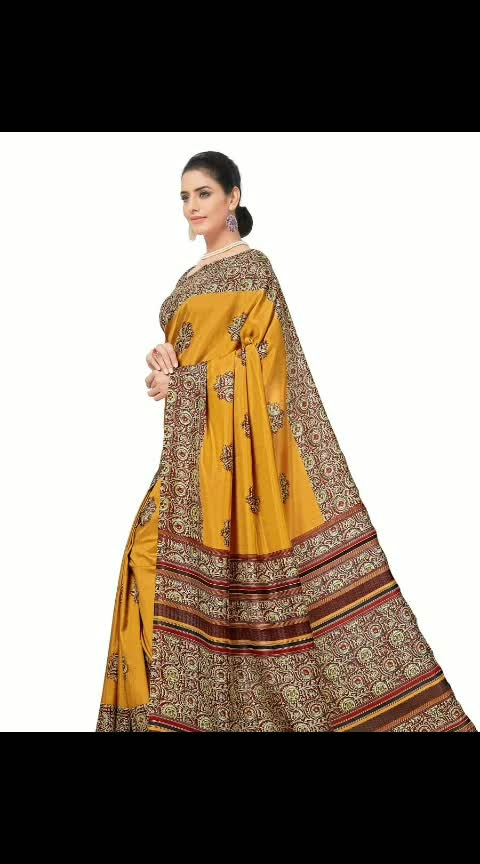 👜https://myshopprime.com/product/yellow-printed-art-silk-saree-with-blouse-piece/329848482  Rs.858  Yellow Printed Art Silk Saree with Blouse piece  Color : Yellow  Fabric : Art Silk  Type : Saree with Blouse piece  Style : Printed  Design Type : Mysore Silk  Saree Length : 5.5 (in metres)  Blouse Length : 0.8 (in metres)  Within 6-8 business days  Free and Easy return-No question asked  Malgudi Silk Saree • Vimla brings you this super stylish and elegant designer saree at a very Affordable price. • This saree comes with an unstitched blouse piece that can be stitched according to your preferences. • Made by mixing the positives of cotton, silk and wool fabrics, art silk sarees are airy, super light and really comfortable which makes them an ideal choice during the hot months of summer. • Prints and designs on these sarees closely resemble a pure silk saree. • Dress to impress, or to look your best – the sare can be worn at multiple occasions such as house warming parties, birthday times, pre or post wedding events or even formal occasions. You can pair these sarees with sandals, high heels or flats.  #dress #instadresses #fashiongram #dreamdress #fashiondress #outfit #dressesonline #whattowear #ootd #dressadict #prilaga #clothes #igstyle #fashionblog #style #fashionaddict #womensfashion #amazingdress #dresslover #couture #moda #dressup #igfashion #fashionstyle #gown #fashion #styleoftheday #fashionista #instadress #dresses