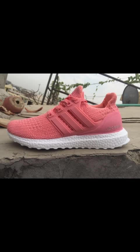 *Adidas Ultraboost Girls*  ◼7A quality ◼36-40 sizes ◼ 2350/- Free shipping  to buy send watsaap on 9999142594  #roposo #adidasshoes #adidasultraboost #shoesforgirls #girls