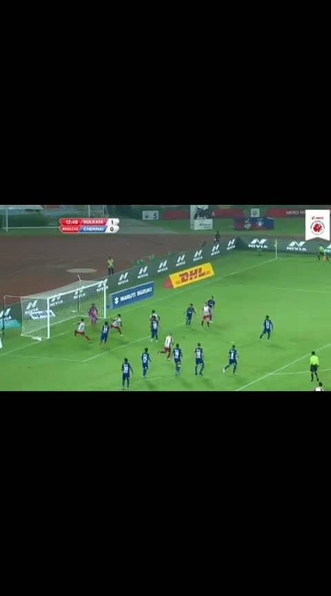 Kolkata vs Chennai              2-0 isl Indian Super League   • • • ⚽️ #isl  #soccer  #football  #toptags  #roposo-sport  #ball  #pitch  #goals  #score  #kick  #kicking  #game  #crowd  #fan  #fans  #club  #play  #playing  #roposo-fun  #footballgame  #footballplayer  #sportstvchannel  #grass  #green  #net  #player  #soccer #soccer_skill #skills  #footballer  #futbol  #neymar  #messi  #footballers  #footballgames  #footballfreestyler  #fifaworldcup2018  #footballcoach #premier league #footballseason #goals #footballclub  #footballplayers  #ronaldo  #goals  #tekkers  #barcelona  #ball #defence  #footballmatch  #footballgame #facekick  #footballlove  #speed-booster  #footballfan  #footy  #supremeathlete #speedandagility #agility  #footballtricksonline #sundayleaguefootball #coaching  #footballgirl #skill  #offense  #roposocontests----------ma  #footballplayer #taller  #legends