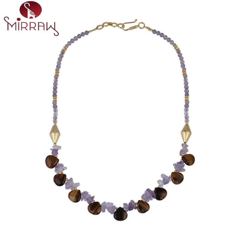Best collection of #OnlineGemstoneNecklaces available at Mirraw, visit a website : https://www.mirraw.com/gemstones/jewellery/gemstone-necklaces  #GemstonesNecklaces, #GemstoneNecklace