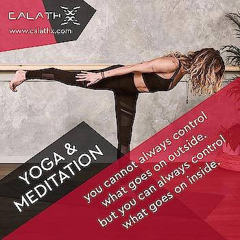 #Yoga & Meditation  www.calathx.com/  #Fitspo #Fitfam #GirlsWhoLift #Legday #NoPainNoGain #FitLife #GetStrong #Workout #MondayMiles #TrainHard #Gains #Strengthtraining #Physiquefreak #CrossFit #FitFluential #Fitnessfriday #Squats #Health #Healthylife #like4like #follow #calisthenics #fitindia