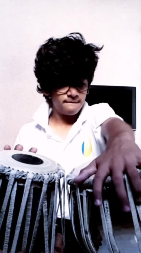 cover for #machayenge  #bhothard 😎   #music #video #tabla #aww