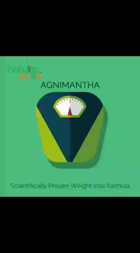 Nature Sure Agnimantha WEIGHT LOSS Formula  Buy From Amazon.in, Flipkart and www.naturessure.com  #natural #ayurvedic #withoutsideeffects