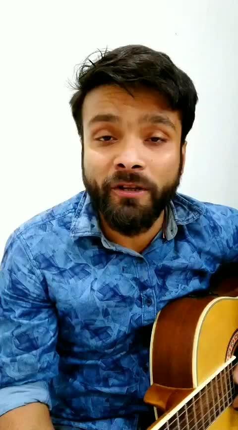 #song 👉#bhaagbhaagbhaagayasherayasher #singer #dapper #rappersss #guitarist #roposo #beats #pain