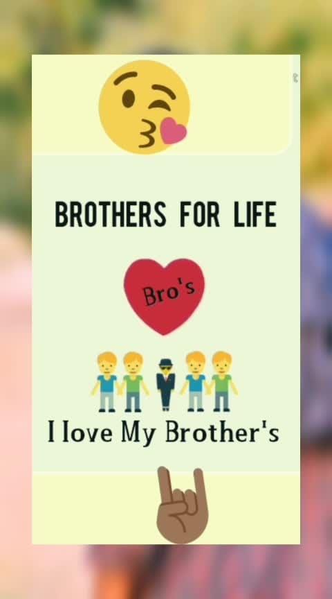 #bros