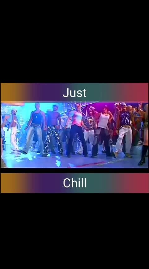 just chill chill