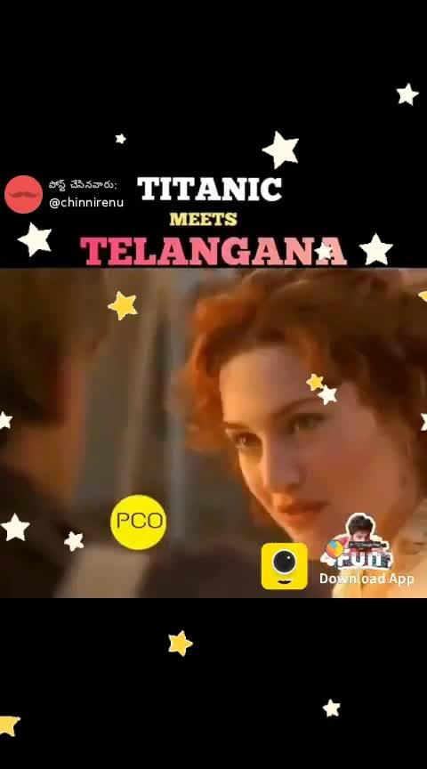 titanic meets telangana