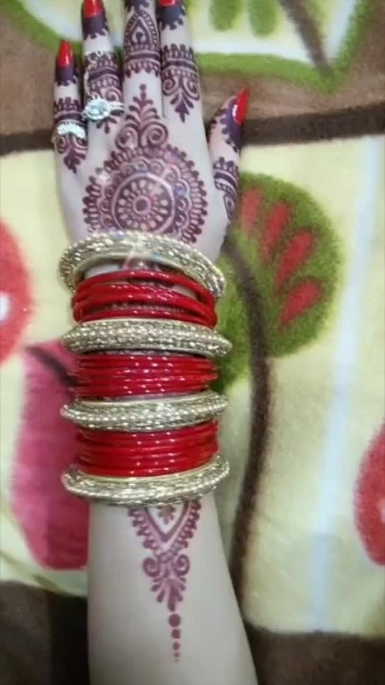 #weddingseason #mehendi #love #roposostar #risingstaronroposo