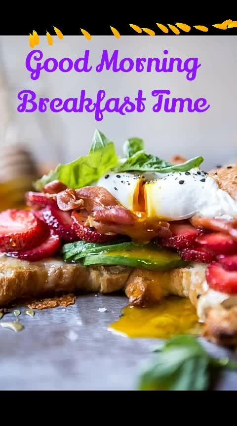 #breakfasttime