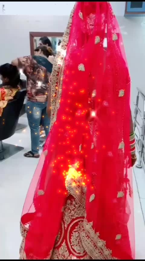 #roposo-dulhan 👌👍😊