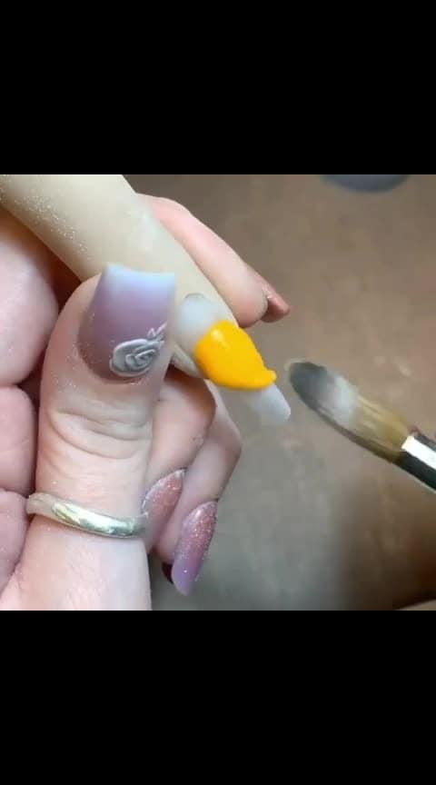 #nail-designs #nail-addict #mackup