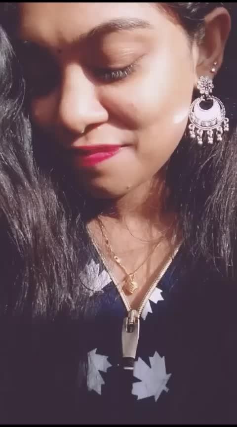 Poo mulla panthalu venda💜 #risingstar #roposostarchannel #roposostar #malayalam #song #callformalayalam