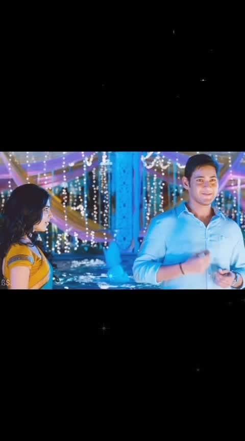 #beautifulscene #maheshbabu #samantha_akkinenni #seethammavaakitlosirimallechettu #love----love----love