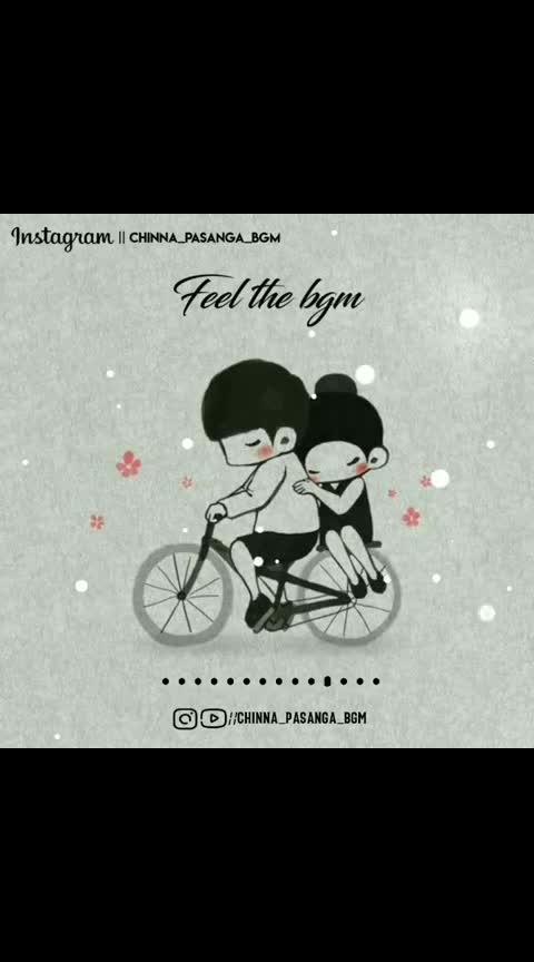 Feel the BGM💙💚💙💚💙 #polladhavan #love