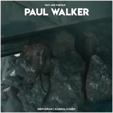 #paulwalker 🖤🖤
