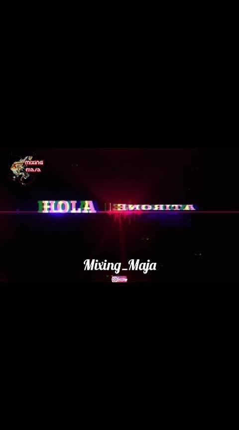 #whatsappvideosong  hola amigo... #videomaker #videolove