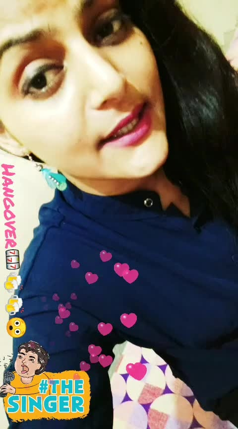 HANGOVER 💕 #featurethisvideo #roposo-trending #likecommentshare #followmeonroposo #verifiedprofile #musician #keepsharing #salmankhan #roposo--roposo-cute #thanks-roposo-for-such-a-colourful-video