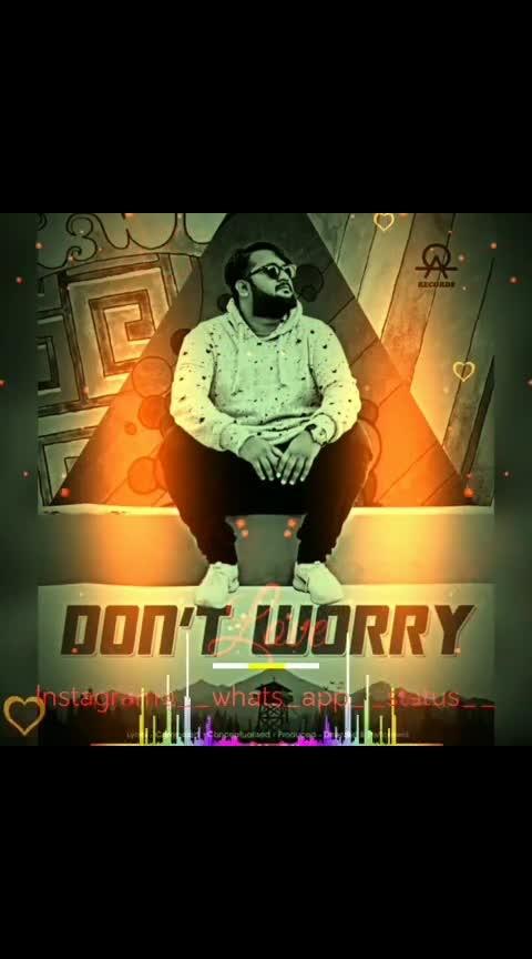 #dontworry  #kannadarap #allok  #supersong