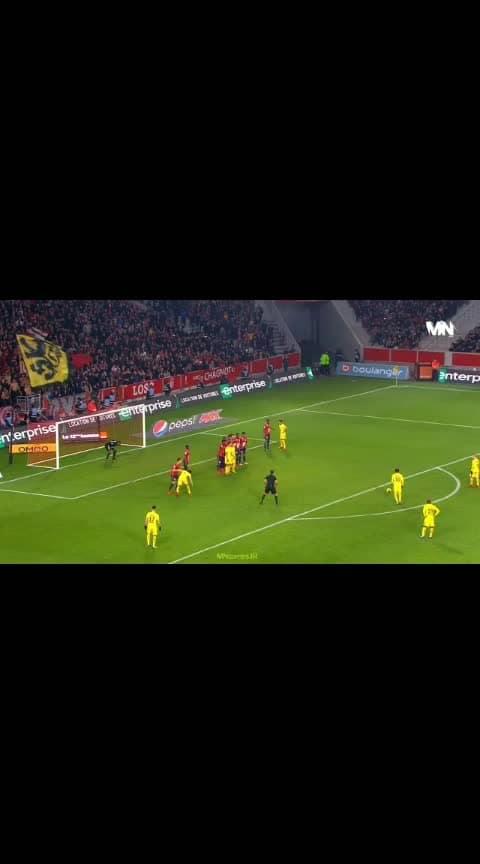 NJr *Freekick goal #sportstv