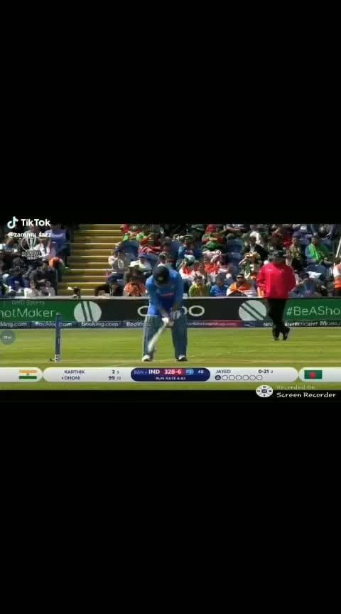 #msd #dhoni #csk #indian #sportstv #roposo-sport #king #love #tbt #cricket