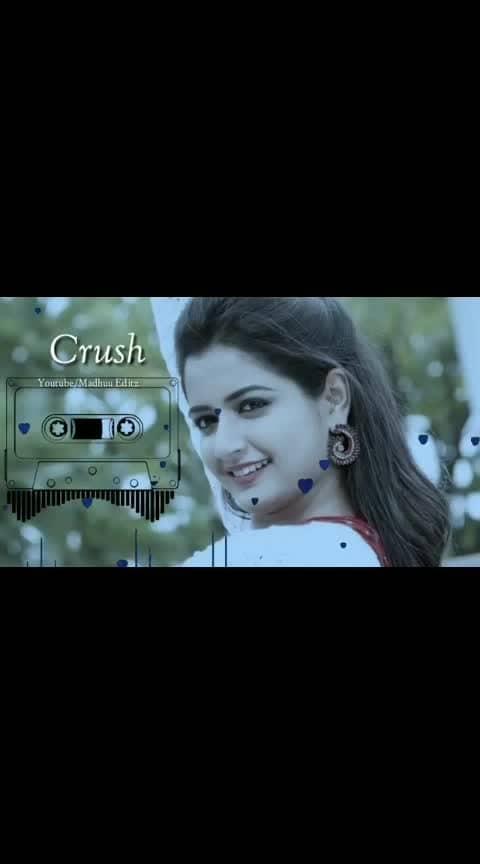 #kirthisuresh #crush