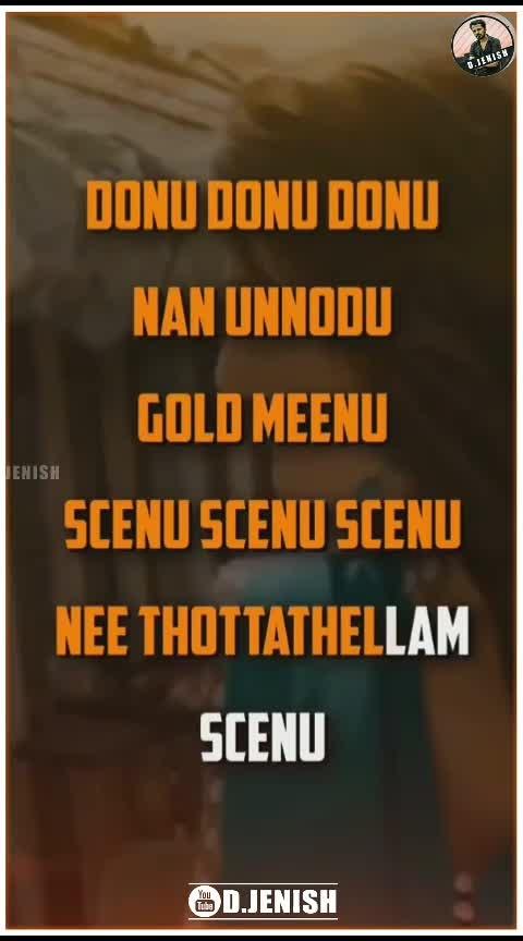#maari #donu_donu ##tamilsong #Jenish #D_Jenish
