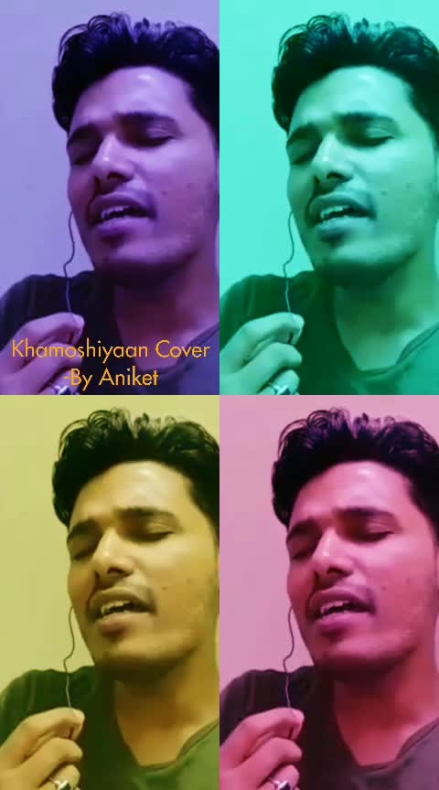 Khamoshiyaan Cover by Anikeit #roposolove  #ropo  #roposostar  #song  #drama  #creativespace  #roposo  #ropo-love #roposo-beats #trendinglive #roposocontest #weeklyhighlights  #risingstaronroposo #risingstar #arijitsingh #puneinstagrammers #punetimes #nashikfame #ropo-marathi #singingcover #singingcontest #singingsolo