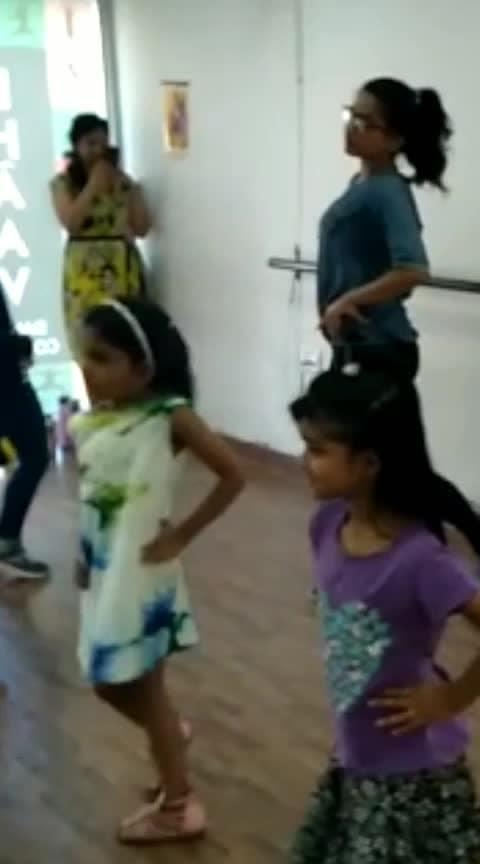 #kidschoreography #summercamp