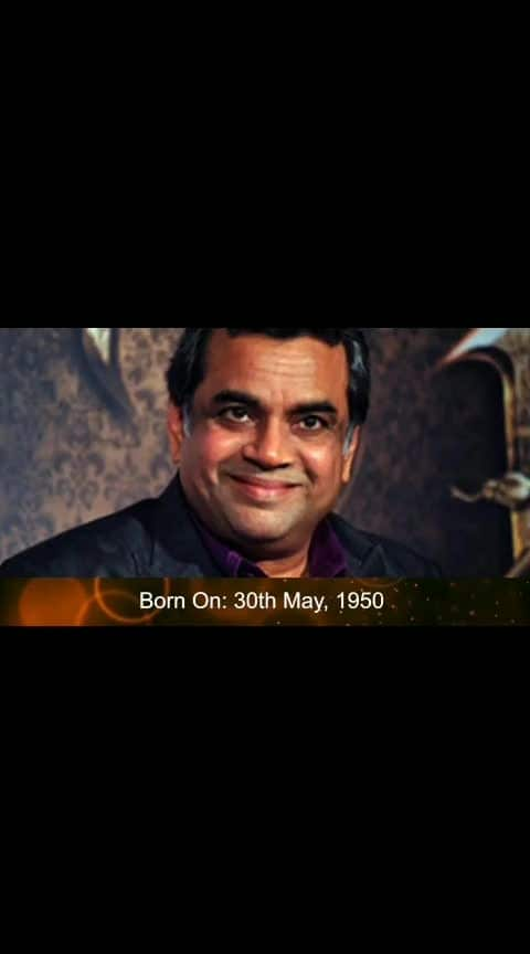#happy_birthday #pareshrawal