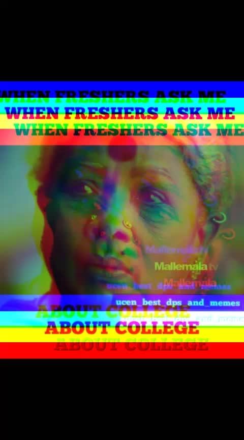 #freshers