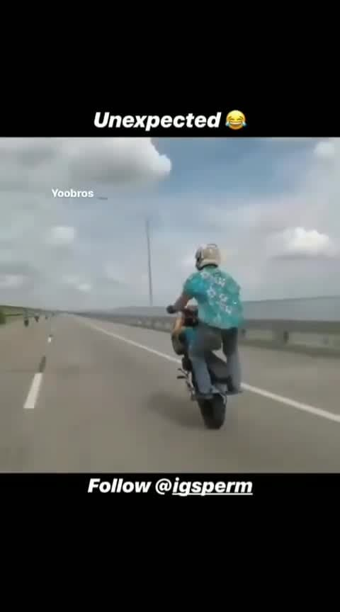 #funny #stunt #bike-stunt #gonewrong