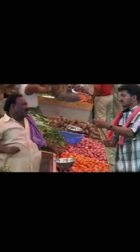 #vijaythalapathi #vegetable #roposo-comedy