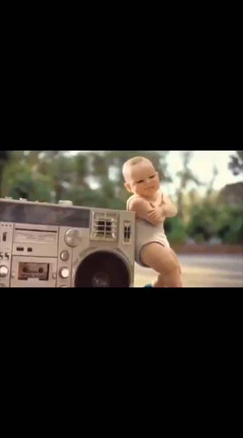 baby dance #cute-baby #baby #hindimovies #baby_dancer #roposo-hindi #love-hindi