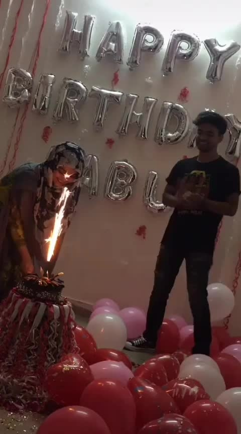 happy birthday babu #happy #happy-birthday #roposo #jaan #love #mohabbat #viral #roposo-trending #like #followme #fucherme #-----roposo #roposovideoeffect #roposoviral #1million #download #roposo-ha-ha-ha-babana-plzz-follow-me