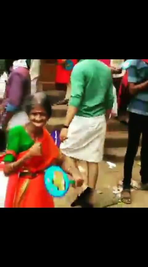 Ammoomma thakarthu.. Watch this #thrissurpooram