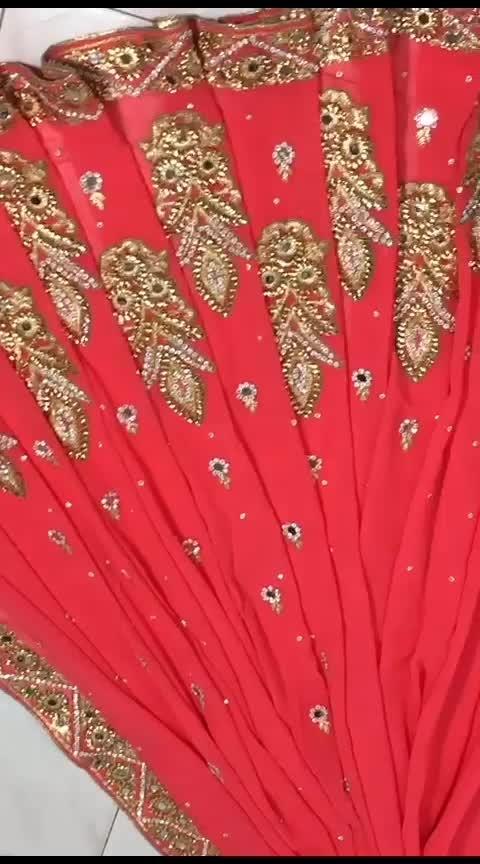 #saree-georgette #saree-navel #saree-navel