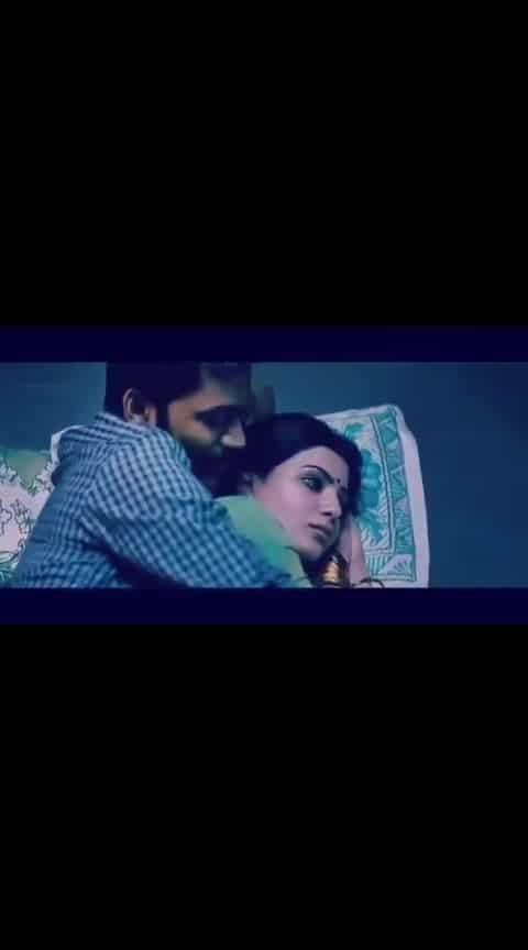Dhanush love scene from Thangamagan 😍 #roposo  #roposotamil  #roposofilmistaan #filmistaanchannel #tamilmovie #thangamagan #dhanush #samantha