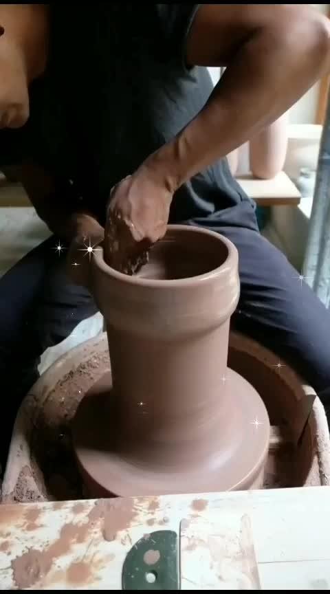 #largest vanica vessel 5kg in 20min😍#ceramics #handmade #clay #sand #pottery #craft #craftsmanship #vanica #vessels #creative #creativespace