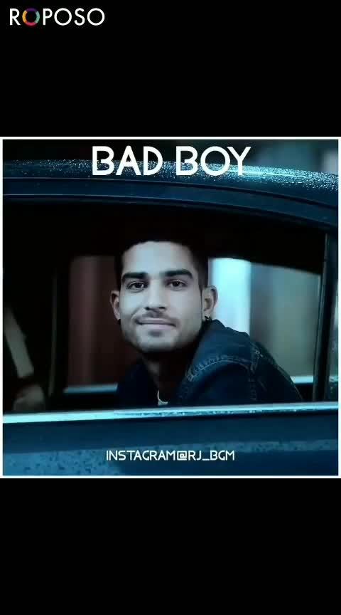 #badboy