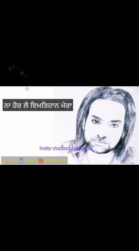 #meredilvich #ibabbumaan #status #latest #video #roposo #roposoness #babbumaan