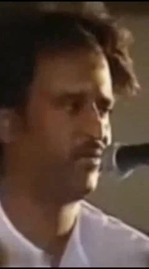 Thalaivar speech #thalaivar
