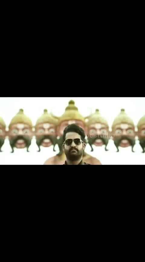 #jai_lava_kusa #ntr #ravana #super_acting #whatsapp_status