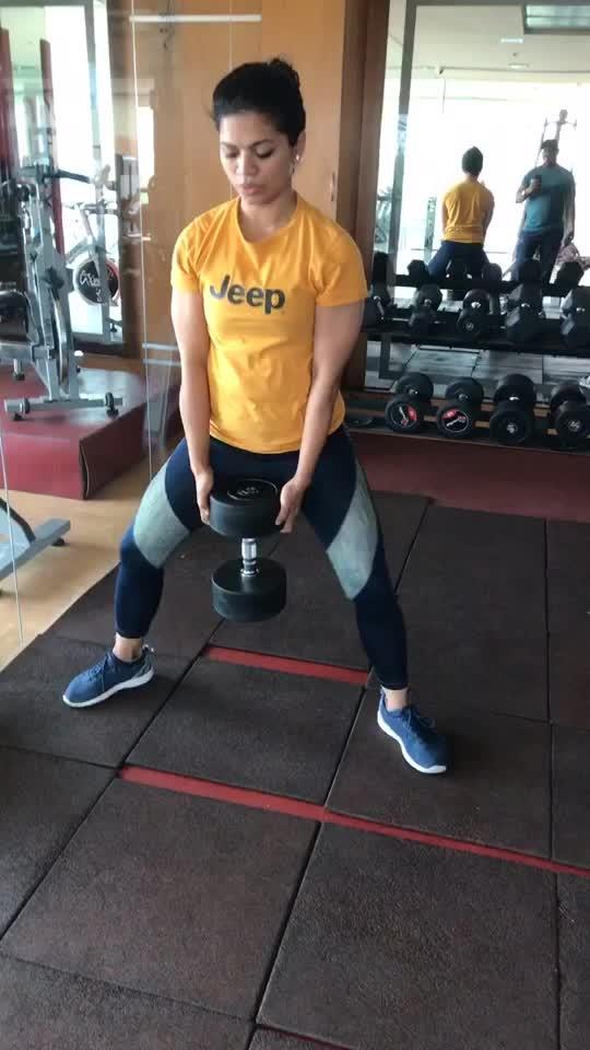 D/b squats